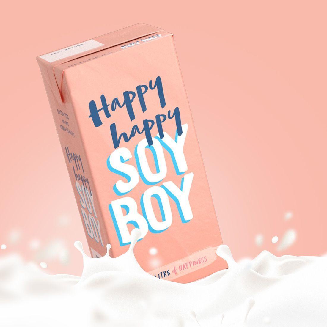 happyhappysoyboy.jpg - large